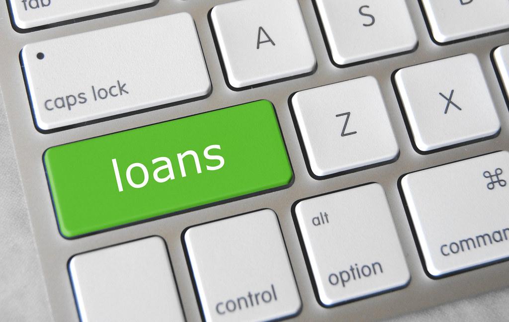 Loans Keyboard Image